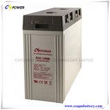 Batterie exempte d'entretien 2V1000ah de longue vie de panneau solaire