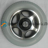 Mousse de PU roue pour fauteuil roulant (300-8)