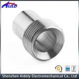 Piezas de aluminio de cobre modificadas para requisitos particulares del ordenador del metal de hoja del CNC que trabajan a máquina