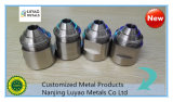 Часть подвергли механической обработке точностью, котор/нержавеющая сталь подвергая механической обработке с CNC