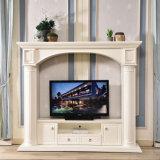 新しいモデルの居間の家具木TVの立場(332A)