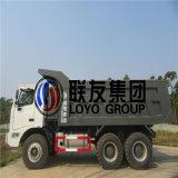 판매를 위한 Sino HOWO 팁 주는 사람 트럭