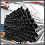 Tamanhos de tubos de aço carbono do ERW com preço competitivo