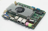D2550プロセッサおよび2GB RAMの産業3.5inchマザーボード