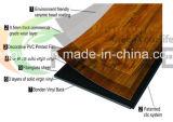 D'intérieur utilisé par plancher de vinyle de V-Cannelure