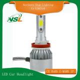 9005 Projecteur LED HB3 C6 H1 H3 H7 H8 H11 880 881 9006 HB4 9012 phare de voiture