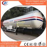 S516 de Materiële Semi Aanhangwagen van LPG van de Tank van LPG 25tons 56000liters ASME