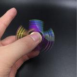 Filatore di irrequietezza del metallo di colore del Rainbow