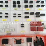 Double relais de verrouillage de la bobine avec la certification UL