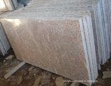 Dalles de marbre rouge d'agate pour carreaux / comptoirs