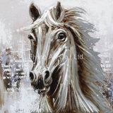 Base de aluminio Home retrato decorativa pintura al óleo
