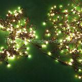 Natal exterior IP65 LED decoração à prova de luz de String