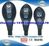 Yaye 18 Ce / RoHS / Chips de Osram / Meanwell Driver COB 50W / 100W / 150W lámpara de calle LED con 3/5 años de garantía