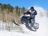 Rubber Track 500 Width para Trilhas de Snowmobile