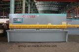 QC12k-6*3200mm hydraulischer Schwingen-Träger CNC-scherende Maschine/Ausschnitt-Maschine