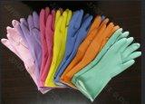 Haushalts-saurer Antilatex-wasserdichte Handschuhe mit SGS genehmigt