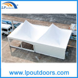 6X12m Aluminium-Festzelt-Sprung-Oberseite-Spannkraft-Zelt für Partei-Ereignisse
