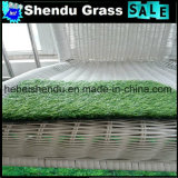 Grama artificial para o jardim com material do PE da altura de 25mm