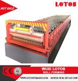 Verbindung-Versteckte kleine gewölbte Dach-Panel-Rolle, die Maschine bildet