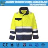 反射高い可視性の衣類の安全ジャケット
