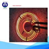 Equipamento de aquecimento de alta freqüência personalizado 80kw da indução para o recozimento