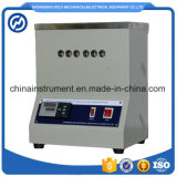 Appareil de contrôle de point de dégouttement de graisse lubrifiante d'ASTM D2265 0-400c