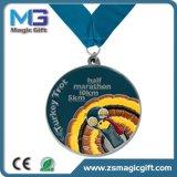 Médaille molle personnalisée promotionnelle d'émail en métal