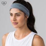 Soem-Qualitätsantibeleg-elastisches Sport-Nylonstirnband
