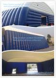 Im Freien riesiges aufblasbares Sport-Zelt für Verkäufe