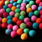 Считает шарик шерсть считает шарик MOQ 100 частей малых, с тем