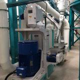 технологическая линия филировальная машина муки маиса мозоли 100t/24h маиса