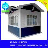 Elegantemente decorados Estrutura Light Steel Guarita / Guard House