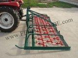 4m Folding Heavy Grass Harrow