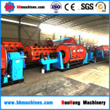 Cable Machine Conductor Making Line Rigid Strander Line para Bare Conductor AAA