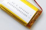 Baterías recargables de la batería 104065 2600mAh 3.7V Lipo del Li-Polímero