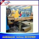 8 Mittellinie automatisches CNC-Flamme-Plasma-Stahleisen-Rohr-Ausschnitt-Maschine für die Abschrägung