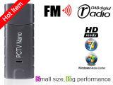 PCTV FMのラジオが付いているNano DVB-T USBの棒T1022