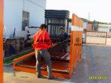 Chambre extensible préfabriquée de conteneur de structure métallique