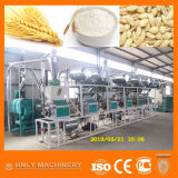 A boa qualidade simples opera o moinho de farinha aprovado Ce do trigo