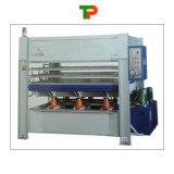Maquinaria quente laminada HPL da imprensa