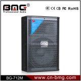 Hochwertiges Bg-712m 12 Zoll-Lautsprecher u. Stadiums-Monitor-Lautsprecher in 600 Watt für Stadiums-Ton mit bestem Preis