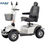Scooter pliable de mobilité de roue du pouvoir 4 de Srong