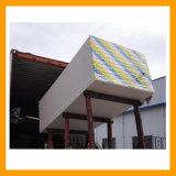 Gips-Partition-Vorstand verwendet auf Decke und Wand