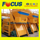 500L、750L、1000L、1500L、2000L Twin Shaft Concrete Mixer