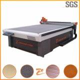 Ausgezeichneter Stern-vibrierende Messer-Auto-Fußboden-Matten-Ausschnitt-Maschine 2516