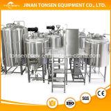 500L de Tank van de Propagatie van de gist/de Machine van de Brouwerij van het Bier van het Ontwerp