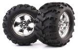 1/8 pneu de camion de monstre (coupeur /Fangs) (WC1006)