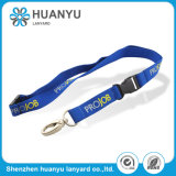 Promotion Custom Neck Screen Printed Polyester Breakaway Lanyard