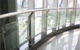 Rete fissa del balcone di vetro Tempered da vendere