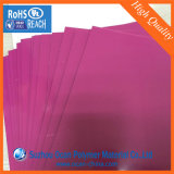 Surface du Grain Feuille PVC coloré pour la fabrication de couvercle de liaison A4